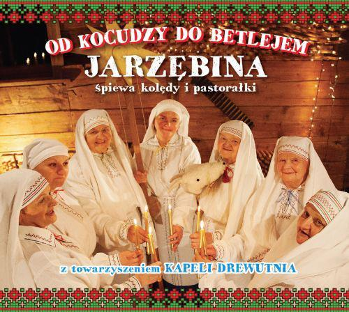 Okładka Jarzębina-kolędy